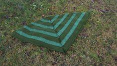 Neulottu kolmiohuivi vol. 2 (Pirtti-kolmiohuivi) Picnic Blanket, Outdoor Blanket, Picnic Quilt