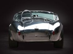 1965 Polished Aluminum Shelby Cobra