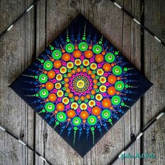 #YuliaArtDots #painting #mandalapainting #dots #dotartpainting #dotting #dotwork #dotsandlines #colors #Zen #happiness #