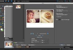 tutorial...mini polaroid instagrams