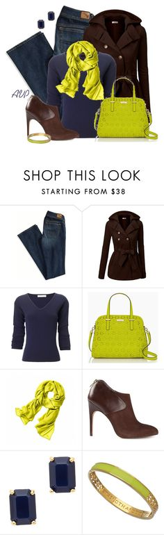 """Brights for Fall - A Little Lime"" by amy-phelps ❤ liked on Polyvore featuring American Eagle Outfitters, J.TOMSON, J.W. Anderson, Kate Spade, Reed Krakoff, Sam Edelman and Matterial Fix"