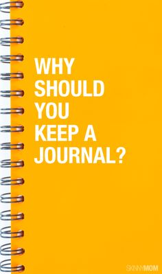 Here are 12 reasons you should be keeping a journal.