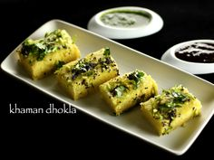 khaman dhokla recipe | besan ka dhokla recipe, step by step photo and video recipe. dhoklas are famous snack of gujarat, and very popular in india.