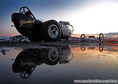 nostalgia front engine dragster