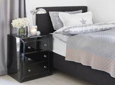 Barnerom Bedside, Nightstand, Mirror, House, Furniture, Home Decor, Bedside Desk, Home, Haus