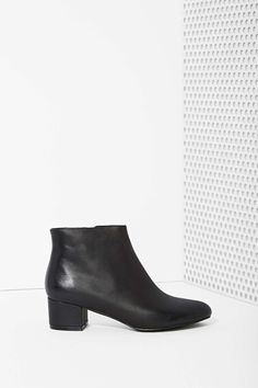 5f86ec365 Jeffrey Campbell Leather Boot Fab Shoes