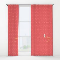Buy #016 OWLY dots Window Curtains by owlychic. Worldwide shipping available at Society6.com. Just one of millions of high quality products available. #curtains #textiles #livingrooms #products #today #owlychic #curtain #hanger #window #window #covers #livingrooms #decors #building #product