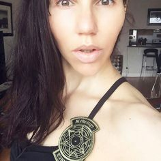 @Regrann from @belabelarina -  Wearing it like a badge. @alchemist_ordnance #selfie #nofilter #nomakeup #raw #iwokeuplikethis #natural #gunshow #guns #military #army #navy #usmc #marines #uscg #airforce #usa #badge #honor #respect #brazilian #usa #ballerina #guerreira #girl #instagood #photooftheday #loveyou #thankyou #alchemistpatch