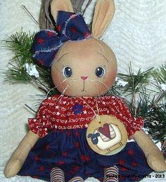 primitive doll in Primitives | eBay