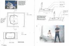 Le design d'espace envahit le petit écran #Decorations #television #studiosets #lamarchedel'histoire #arte #franceinter Floor Plans, Diagram, Design, Outer Space, Floor Plan Drawing, House Floor Plans