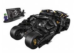 LEGO Batman UCS Tumbler (76023) | Flickr - Photo Sharing!