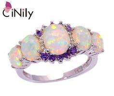Amethyst Ring For Women