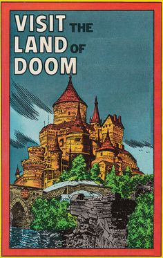 Visit the Land of DOOM
