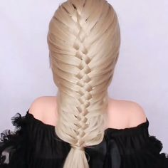 Braided Ponytail Hairstyles, Pretty Hairstyles, Girl Hairstyles, Braided Hairstyles, Hairstyle Men, Style Hairstyle, Hairstyles 2018, Wedding Hairstyle, Gents Hair Style