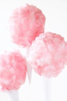 DIY Cotton Candy Balloons