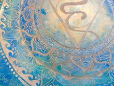Throat Chakra by Lauren Tannehill