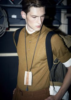 Backstage at #CanaliSS16 #SS16 #menswear #MFW #MFW16
