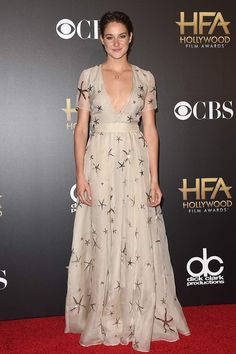 Shailene Woodley - Valentino 2014