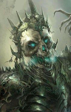 Skeleton king                                                                                                                                                      Mais