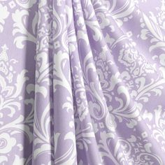 Curtains, 9 Colors, Designer Curtains 24W or 50W x 63, 84, 90, 96 or 108L Traditions Damask Collection, Nursery Curtains, Baby Room Curtains  #collection #colors #curtains #damask #designer #traditions