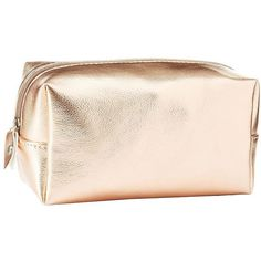 Charlotte Russe Metallic Make Up Bag 8 99 Liked On Polyvore Featuring Beauty