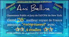 Ami Belline: Fédération Américaine des Voyants et Médiums Certifiés
