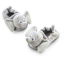 Dumbo Plush Slippers for Baby Dumbo Nursery, Baby Dumbo, Disney Nursery, Baby Disney, Disney Jr, Cute Babies, Baby Kids, Baby Baby, Baby Slippers