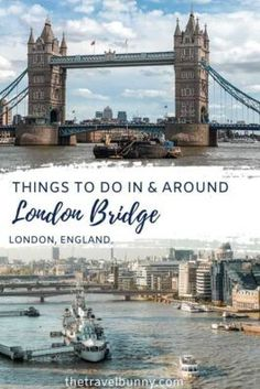 There's a host of cool things to do near London Bridge. Delve into the best, the quirky and the unmissable with my guide to the area. Tower Of London, London Bridge, Europe Travel Tips, Budget Travel, Travel Ideas, Travel Destinations, London Neighborhoods, Ireland Travel, Scotland Travel
