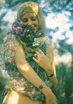 Flower Child #bohobeauty