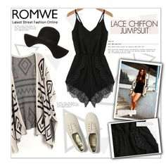 ROMWE contest entry by leinapacheco on Polyvore featuring мода, Keds, Topshop and romwe
