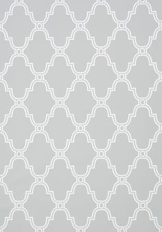 STANBURY TRELLIS, Grey, T35121, Collection Graphic Resource from Thibaut