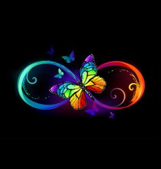 Stolz Tattoo, Posca Art, Rainbow Background, Rainbow Butterfly, Butterfly Wallpaper, Custom Posters, Custom Framing, Wallpaper Backgrounds, Vibrant