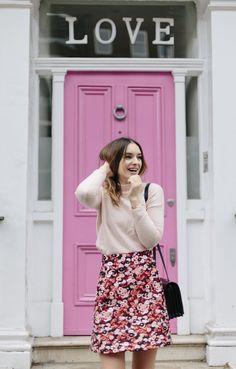 1 Dreamy Skirt, 3 Festive Ways | What Olivia Did...