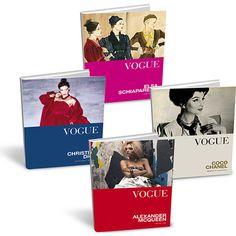 Kit Livros - Coleção Vogue (4 Livros)