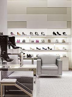 Macys Oakbrook Womens Shoe Department, Oakbrook (A.R.E Awards) store design