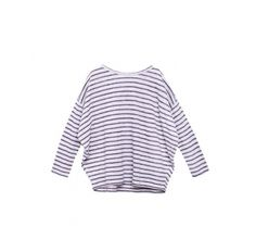 Meet our FRIEND Miss Ruby Tuesday - FW15 beaune stripe t-shirt