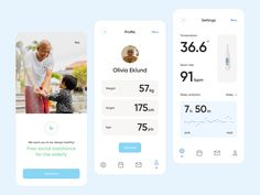 Mobile Application - Help by Outcrowd on Dribbble