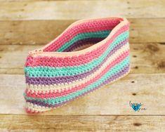 Zipper Pouch – Loops & Love Crochet