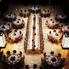 LOVE this floorplan by Angela Proffit Weddings! Union Station