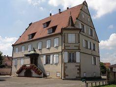 Chateau des Zorn de Plobsheim ►► http://www.frenchchateau.net/chateaux-of-alsace/chateau-des-zorn-de-plobsheim.html?i=p