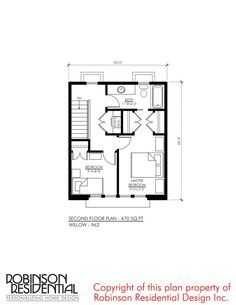 amount billed will vary according to fluctuating exchange rates and credit card processing fees. Sims House Plans, Small House Plans, Walk Through Closet, Home Focus, Barcelona, Prairie Style Houses, House Construction Plan, Townhouse Designs, House 2
