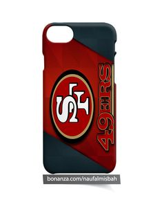 San Francisco 49ers Design #1 iPhone 5 5s 5c 6 6s 7 8 + Plus X Case Cover