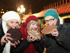 Nuremberg Lebkuchen- Delicious Gingerbread! (photo: Steffen Oliver Riese) ---------------------------------------------------- Terms of use: It is allowed to use the photo for touristic or economic depiction of the location Nuremberg or for press work. A commercial use is strictly prohibited. The photo is protected by copyright, the photographer has to be named when using the picture.