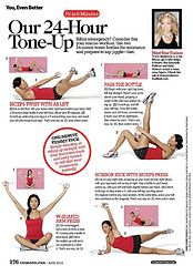 tracey anderson 24 hour tone up...this is like gold!!!