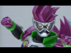 S.H.Figuarts - Kamen Rider Ex-Aid 仮面ライダーエグゼイド Action Figures @ Tamashii ...