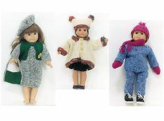 knitting patterns for American Girl Dolls. american girl, knit, knitting, knitter, knitters