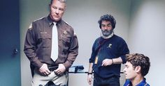 First Look at Metallica's James Hetfield in Zac Efron's Extremely Wicked -- A new image from Extremely Wicked, Shockingly Evil, and Vile features Metallica's James Hetfield as Officer Bob Hayward. -- http://movieweb.com/extremely-wicked-james-hetfield-metallica-photo-ted-bundy/