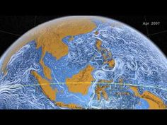 NASA Scientific Visualization Studio -  Perpetual Ocean, a detailed and moving video interpreting a year's worth of the ocean's current patterns in minutes.