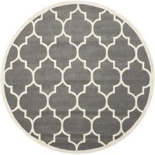 Area Rugs - Rug Shape: Round, Rug Size: 3' & 4' Round/Square-5' & 6' Round/Square | Wayfair