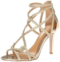 Badgley Mischka Women's Evoke Dress Sandal ** Be sure to check out this awesome product. (This is an affiliate link and I receive a commission for the sales)